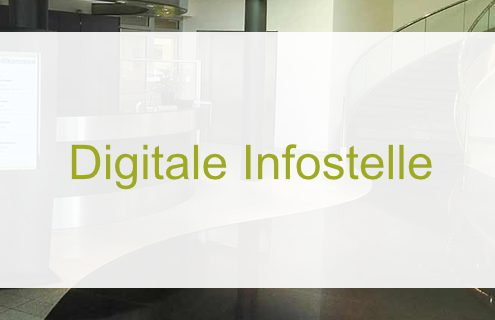 Digitale Infostelle